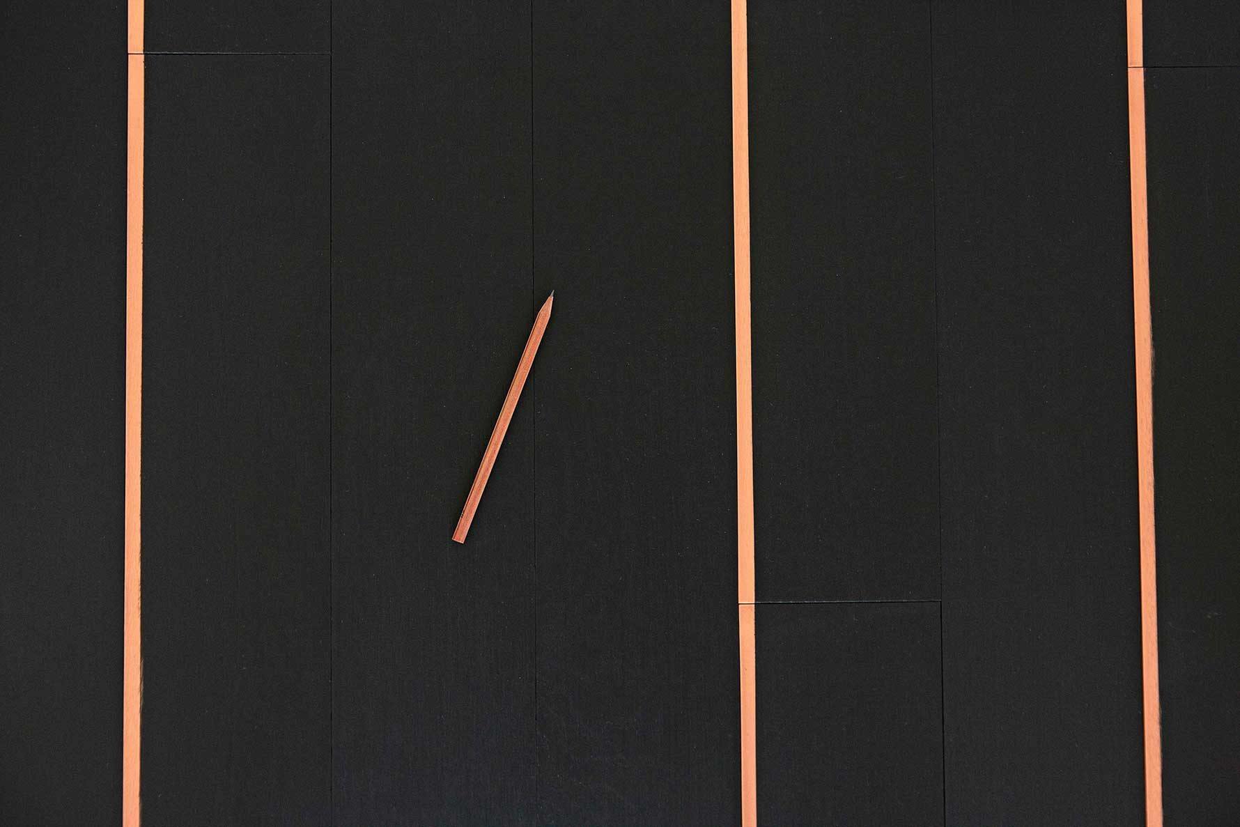 Dettaglio parquet linea collezione Segno